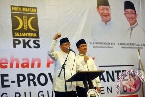 PKS Deklarasi Cagub Banten