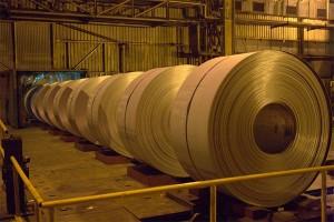 KS bangun pabrik baja lembar panas 2