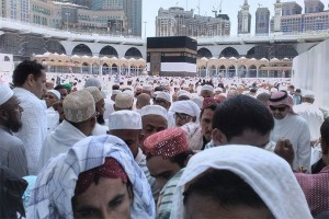 95.391 jamaah telah diberangkatkan ke Tanah Suci