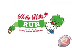 Bersiaplah, Hello Kitty Fun Run akan hadir di Indonesia!