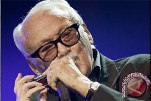 Musisi jazz Belgia Thielemans meninggal diusia 94 tahun