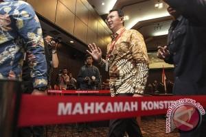 MK gelar sidang perdana permohonan Ahok
