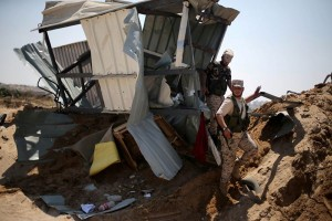 Israel gerebek pabrik senjata Palestina di Tepi Barat