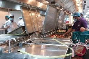 PPIH perketat pengawasan layanan katering di Armina
