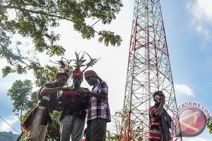 Menkominfo: 30 BTS di perbatasan Kalbar beroperasi 2017