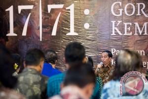 Presiden Jokowi bahas upaya pelestarian kebudayaan