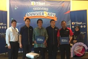 Tiket.com buka kantor cabang di Yogyakarta