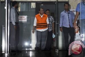 KPK tahan pejabat Kementerian PUPR