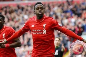 Liverpool sementara ungguli Burton Albion 2-0