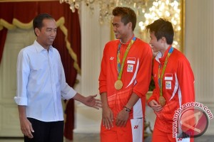OLIMPIADE 2016 - Presiden: prioritaskan cabang olahraga berprestasi