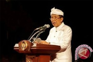 Gubernur Bali: cinta Pancasila jangan sebatas slogan