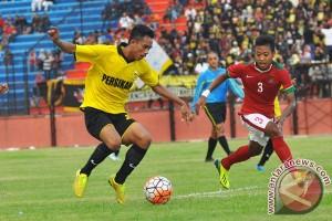 Timnas U-19 tundukkan klub Persikama 4-0