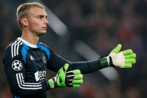 Barca kontrak kiper Cillessen dari Ajax