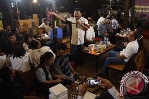 Sosialisasi Polri Dengan Netizen