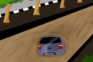 Akibat rem blong, mobil terjun ke Sungai Barito