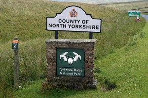 Jelajahi Taman Nasional Yorkshire di Inggris Utara