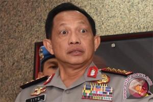Kapolri ingin Riau bebas penyelundupan
