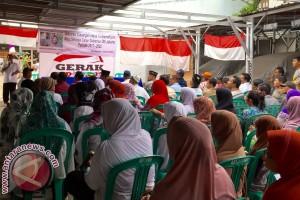 Gerak Indonesia: Sosok Jokowi ada pada Risma (Video)
