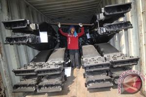 Ekspor Komponen Kereta Api