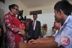 Menteri PPPA Tinjau Lapas Anak