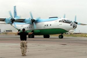 Pesawat Antonov Sudan mendarat darurat di Arab Saudi