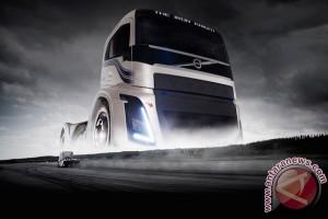 Truk Volvo capai kecepatan 275 km/jam
