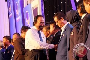 Pelantikan DPW Partai Nasdem Sulsel