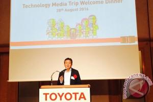 Presdir Toyota Motor Asia Pasific