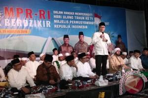 Ketua MPR Ajak masyarakat renungkan tujuan awal berbangsa
