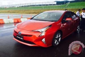 Toyota Prius Generasi 4 bisa diorder