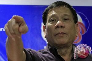 Duterte wujudkan perang terhadap narkotika