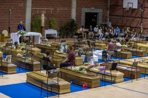 Korban tewas akibat gempa Italia capai 292