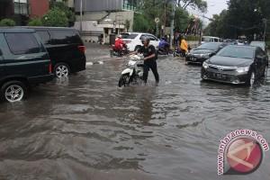 BPBD DKI: kejadian banjir cenderung menurun
