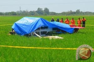 KNKT selidiki pesawat terbang jatuh di Cirebon