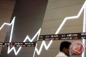 Indeks BEI dibuka naik 14,71 poin