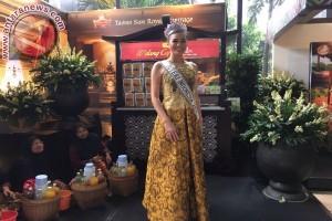 Rahasia menjaga kecantikan ala Puteri Indonesia Kezia Warouw