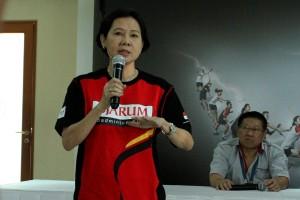Ini kelemahan tunggal putri Indonesia, kata legenda