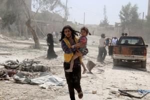 PBB: 66.000 orang mengungsi akibat pertempuran di Suriah