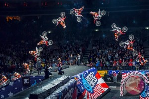 Nitro Circus sibuk tour ke berbagai negara