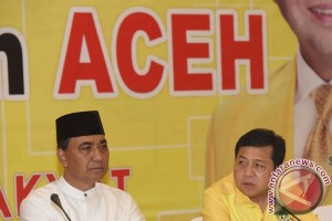 Pengumuman Bakal Calon Gubernur Aceh
