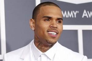 Chris Brown dibebaskan setelah bayar jaminan Rp3 miliar