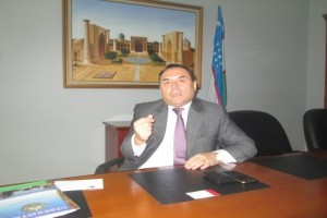 Dubes: furnitur asal Indonesia terkenal di Uzbekistan