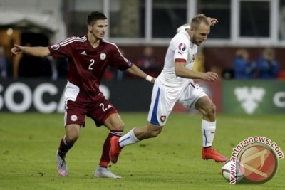 Republik Ceko hajar Armenia 3-0 pada laga persahabatan