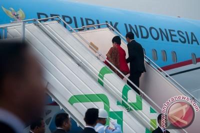 Presiden Jokowi bertolak ke Filipina hadiri KTT ASEAN
