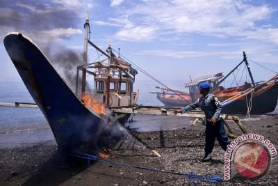 RI-Australia kembangkan strategi berantas pencurian ikan