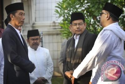 Jokowi rayakan Hari Santri di Banten