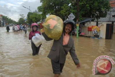 BPBD sampaikan peringatan dini banjir Sampang