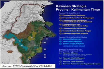 Indonesia green development strategy should be implemented