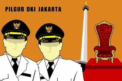 Round up - Semangat pilkada damai di Jakarta
