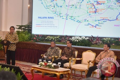 Rudiantara: pembiayaan Palapa Ping paket timur terpenuhi